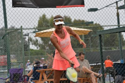 Lisa Naumu, Pickleball Lessons