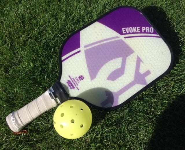Evoke Pro Paddle by Onix, Yellow Dura Fast 40 by Onix