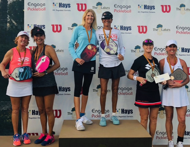 Second Round Women's Senior Pro – Lakes Country Club Spring Fling